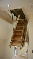 Electric loft ladders in Guildford