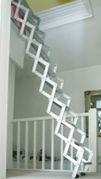 loft ladders middlesex loft stairs south london attic. Black Bedroom Furniture Sets. Home Design Ideas